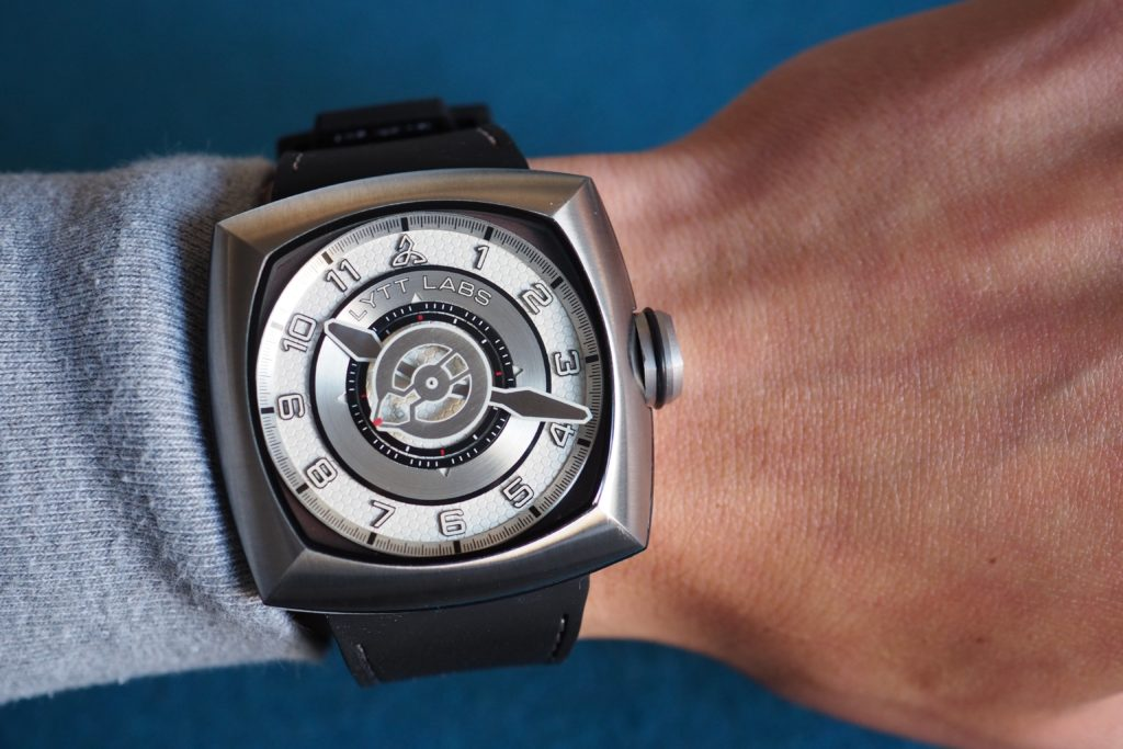 WatchReviewBlog.com <br> Inception Prodigy Watch Review
