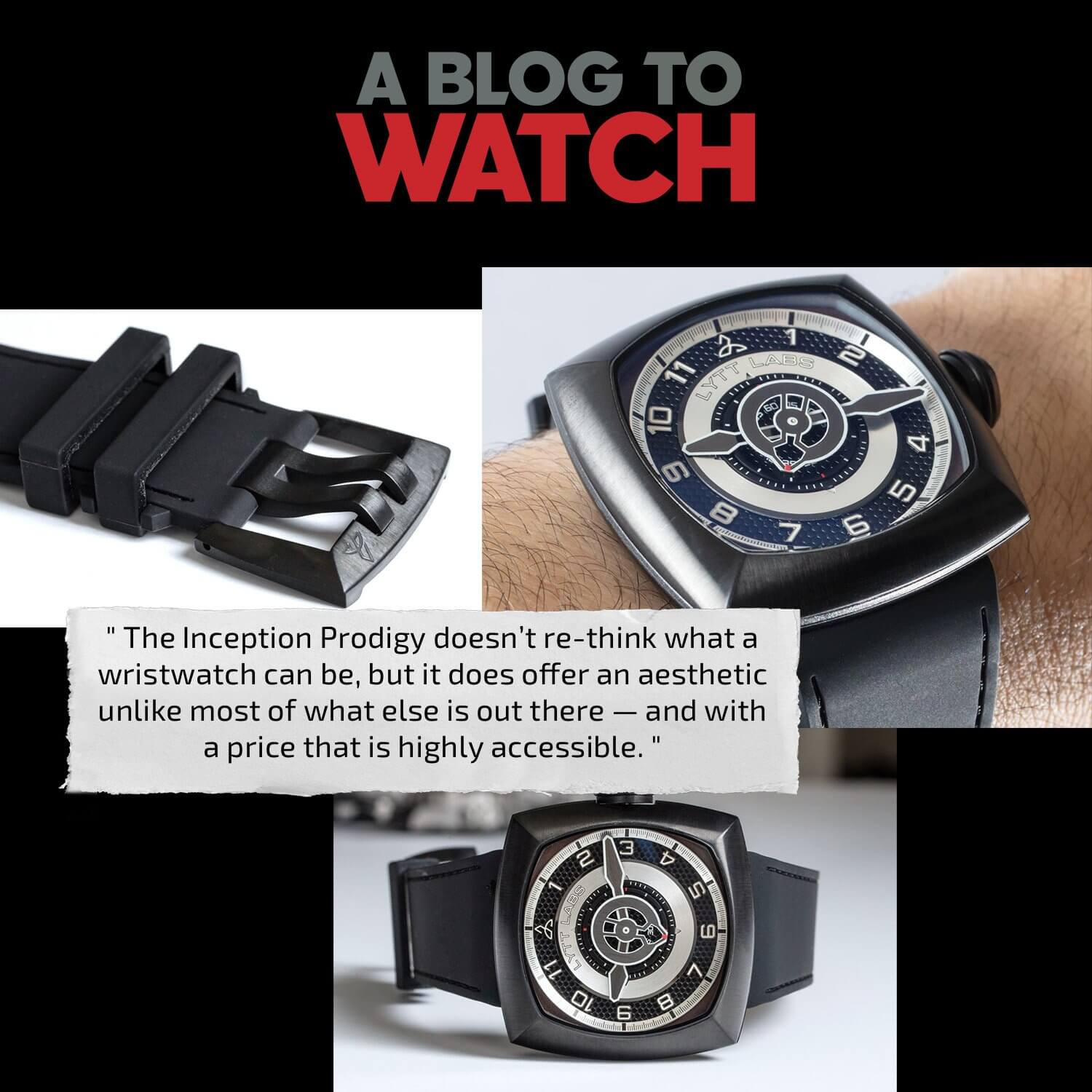 aBlogtoWatch<br>Wrist Time Reviews <br> by Ariel Adams